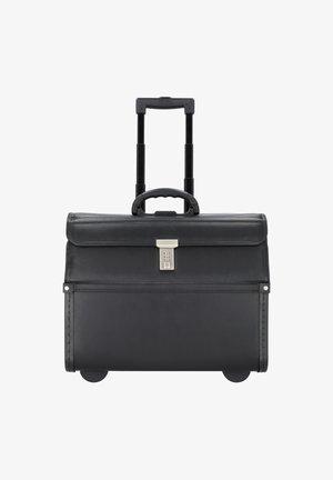 Luggage - schwarz matt