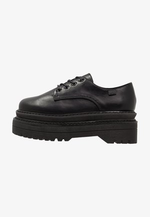 ENIA - Lace-ups - black