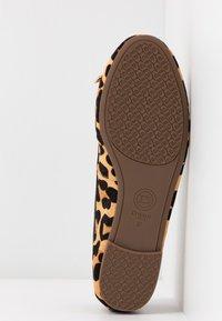 Dune London - HARPAR - Ballet pumps - brown - 6