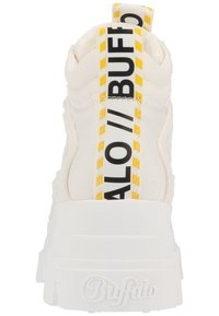 Buffalo - Lace-up ankle boots - white - 3