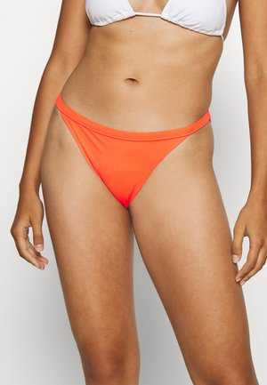 AVA TANGA SWIM BOTTOM - Bikinibroekje - bright red