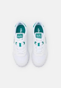 Ellesse - TANKER - Zapatillas - white/green - 3