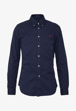 SLIM FIT - Chemise - cruise navy