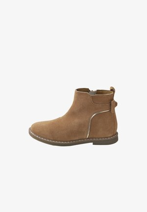 Classic ankle boots - camelfarben