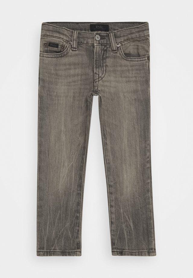 ELDRIDGE BOTTOMS - Jeans Skinny Fit - ellison wash