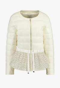 Cream - ADELLA QUILTED JACKET - Overgangsjakker - deep off white - 4