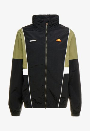 SERIATE - Training jacket - black