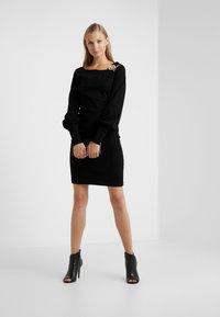 Just Cavalli - Day dress - black - 1