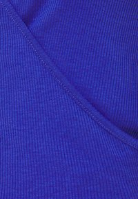 NU-IN - FRONT WRAP LONG SLEEVE - T-shirt à manches longues - blue - 2
