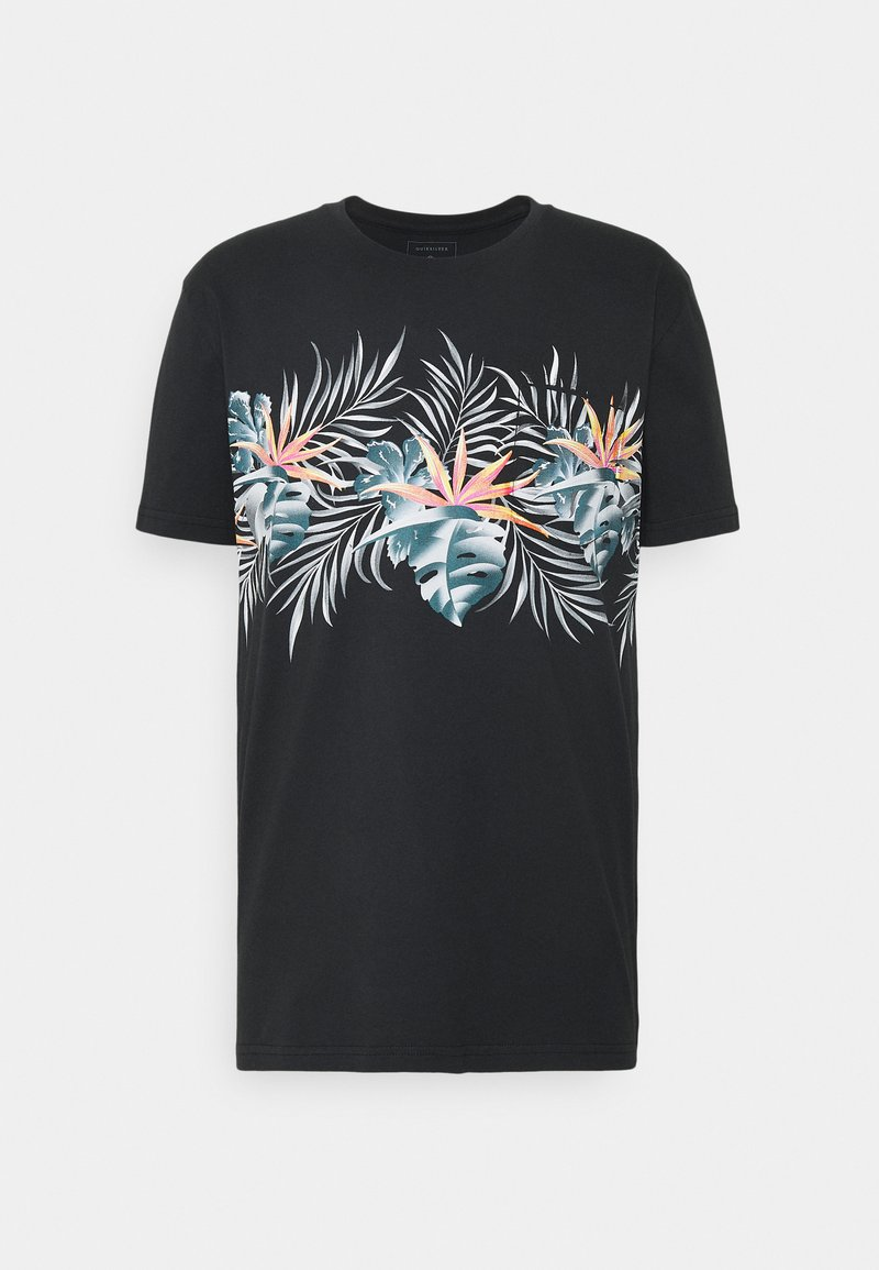 Quiksilver - PARADISE EXPRESS TEE - T-shirt con stampa - black