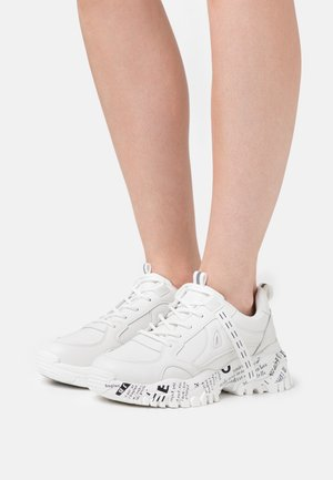 STREET  - Trainers - white