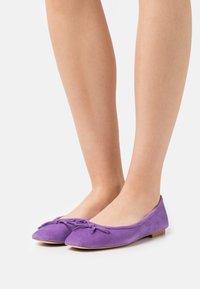 San Marina - LYZA - Ballet pumps - violet - 0