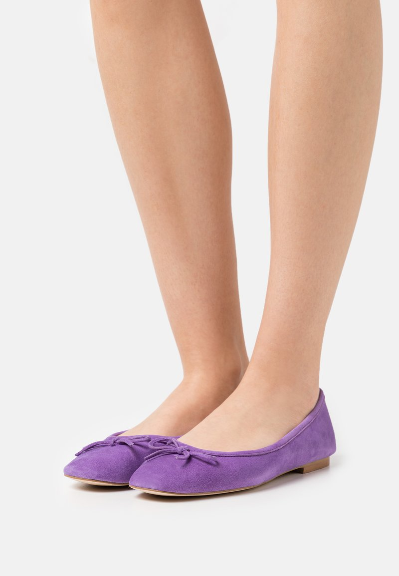 San Marina - LYZA - Ballet pumps - violet