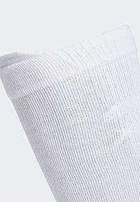 adidas Performance - Alphaskin Lightweight Cushioning Over-the-Calf Compression Socks - Sports socks - white - 3