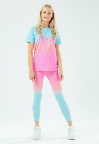 FRUIT - T-shirt con stampa - blue