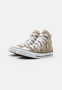 Converse - CHUCK TAYLOR ALL STAR UNISEX - Baskets montantes - egret/multicolor/white - 1