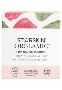 STARSKIN - STARSKIN ® ORGLAMIC™ PINK CACTUS PUDDING - Face cream - - - 1