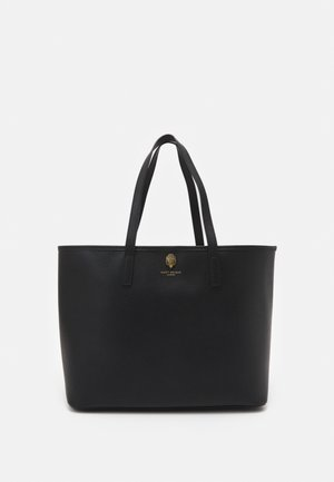 RICHMOND SHOPPER - Shopping bag - black