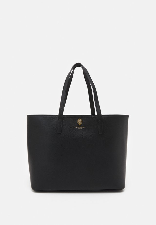 RICHMOND SHOPPER - Shopping bag - black