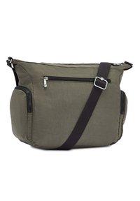 Kipling - GABBIE - Across body bag - green moss - 2