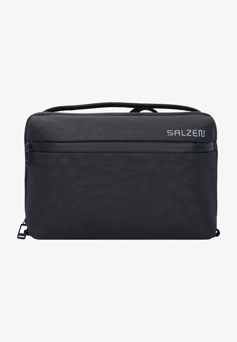 Salzen - Weekend bag - shale black