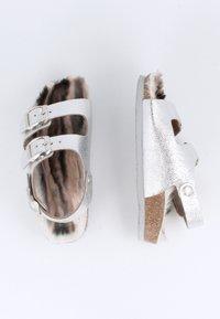 Genuins - Walking sandals - silber - 1