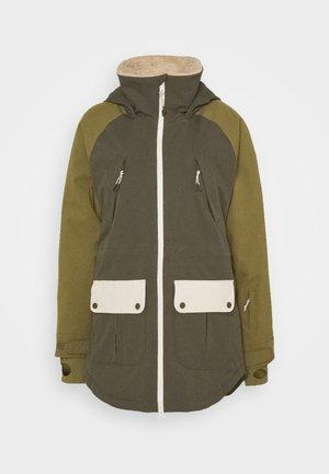 PROWESS PONDEROSA PINE - Snowboard jacket - olive