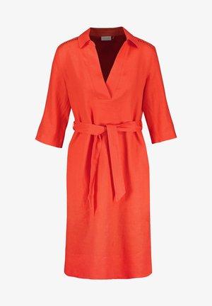Robe d'été - tangerine