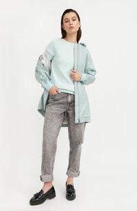 Finn Flare - Waterproof jacket - green - 1