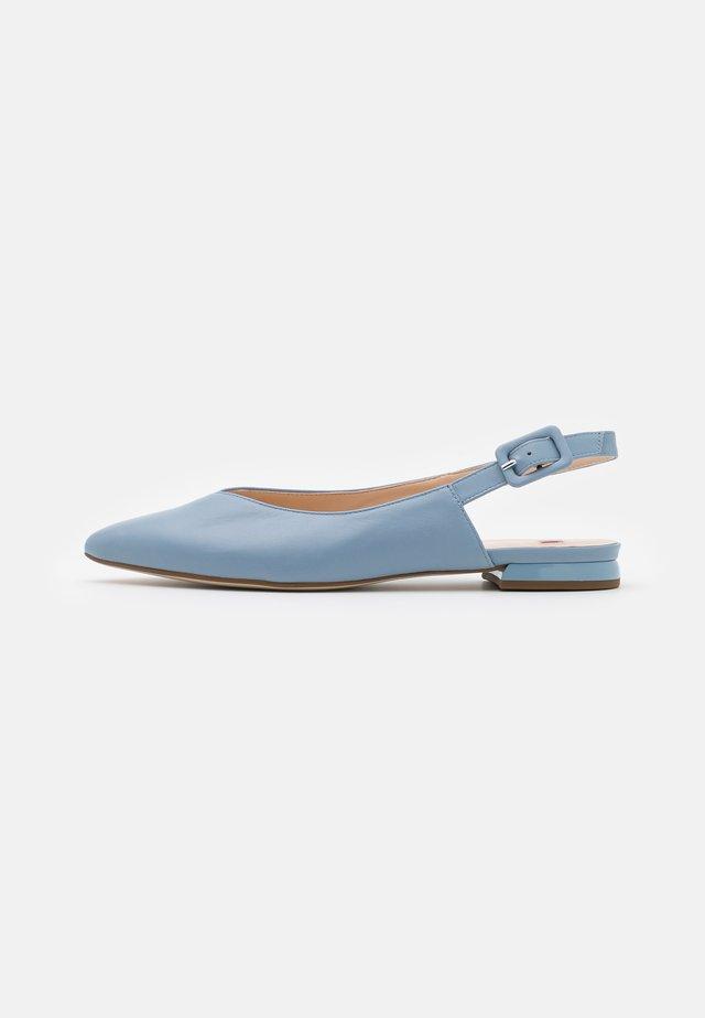 BELLA - Slingback ballerina´s - jeans