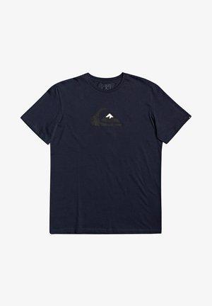 COMP LOGO - Print T-shirt - parisian night