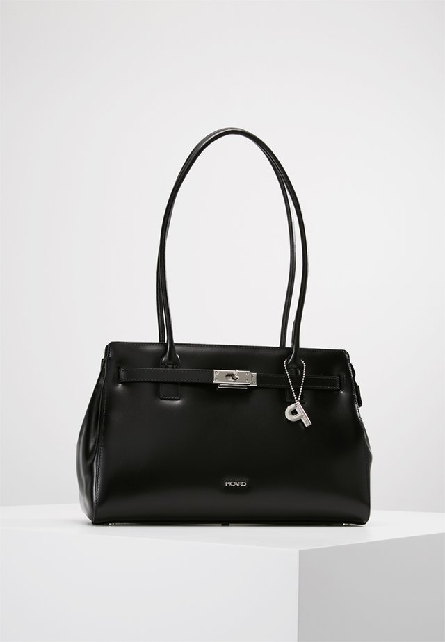 BERLIN - Handbag - black