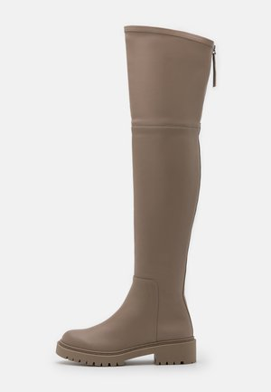 GINKO - Over-the-knee boots - taupe