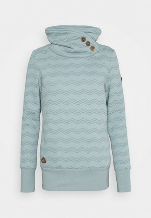 ZIG ZAG - Sweater - pale green