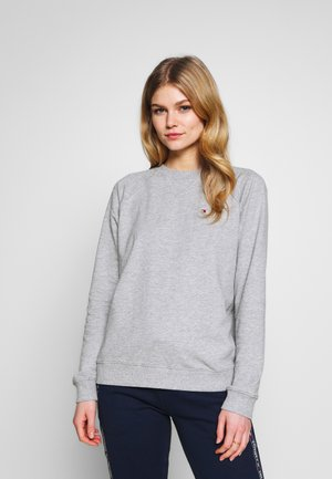 TRACK - Pyjama top - grey heather