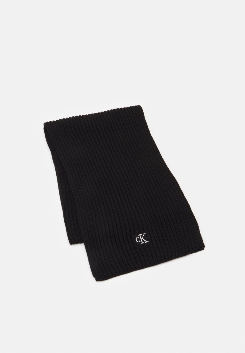 Calvin Klein Jeans - MODERN ESSENTIALS SCARF UNISEX - Sciarpa - black