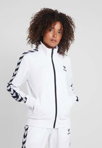 Hummel - DEE TRACKSUIT SET - Survêtement - bright white - 0