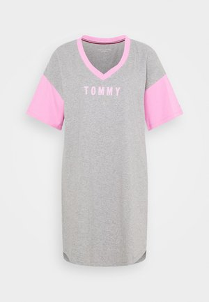 SLEEP DRESS - Nightie - mid grey heather