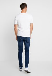 Springfield - Slim fit jeans - blues - 2