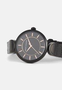 Armani Exchange - Hodinky - black - 3
