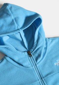 The North Face - G GLACIER FULL ZIP HOODIE - Sudadera con cremallera - ethereal blue - 4