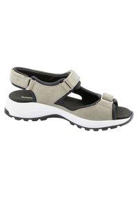 Waldläufer - Walking sandals - corda corda schwarz - 4