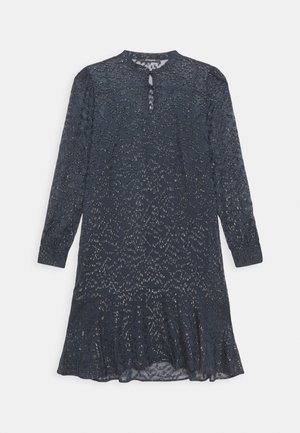 ALEXANDRIA CAMARI DRESS - Shirt dress - navy blue