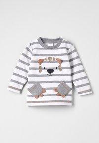 Jacky Baby - WILD JUNGLE - Sweatshirt - graumélange - 0