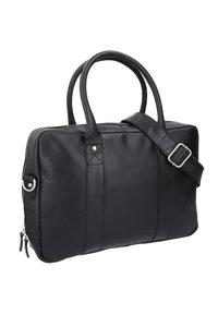 Gusti Leder - Briefcase - black - 3