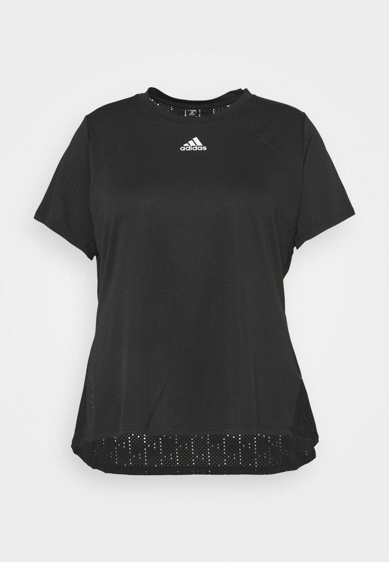 adidas Performance - Funktionstrøjer - black