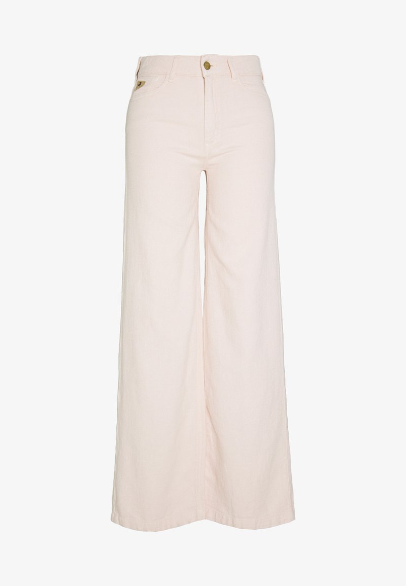 LOIS Jeans - PALAZZO - Trousers - light pink