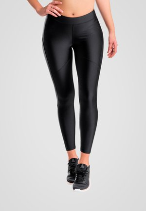 SHINE BRIGHT - Leggings - black