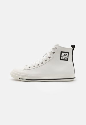S-ASTICO MID CUT - Korkeavartiset tennarit - white