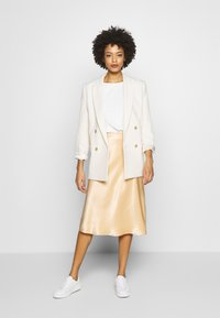 someday. - ODILE - A-line skirt - mellow cream - 1